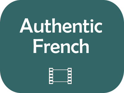 Authentic French: Listen to Real French