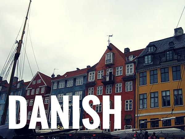 Learn Danish language online