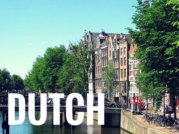Learn Dutch language online