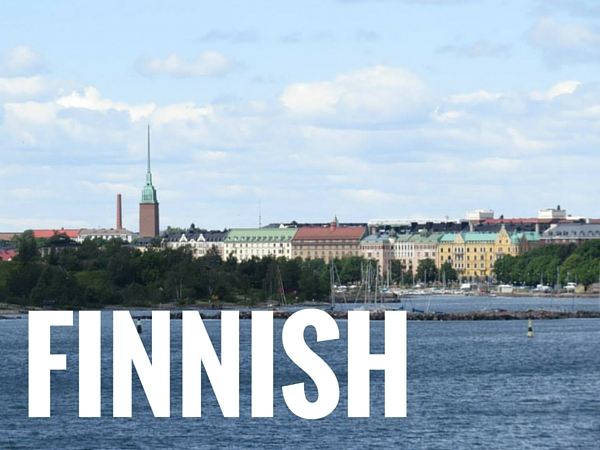 Learn Finnish language online