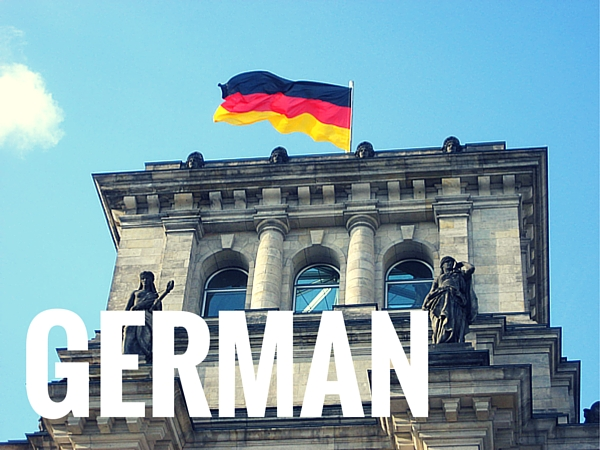 Learn German language online