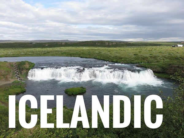 Learn Icelandic language online