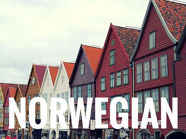 Learn Norwegian language tutorial