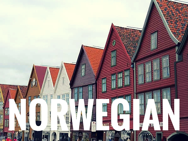 Learn Norwegian language tutorial