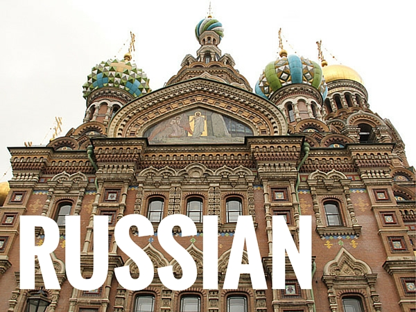 Learn Russian language online