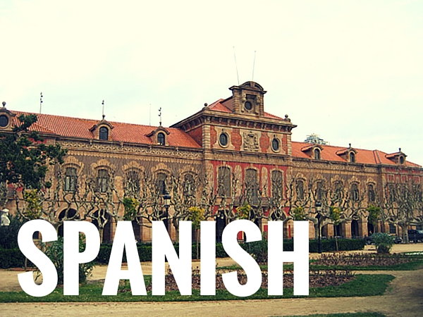 Learn Spanish language online