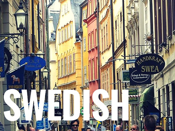 Learn Swedish language online