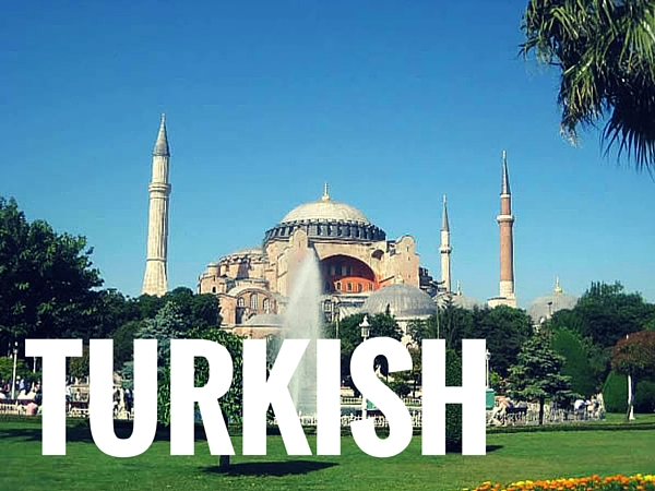Learn Turkish language online