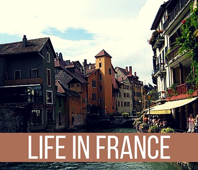 Life in France