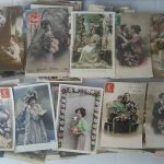 French Postcards from the Early 20th Century