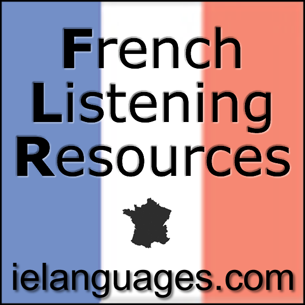 French Listening Resources Podcast Logo