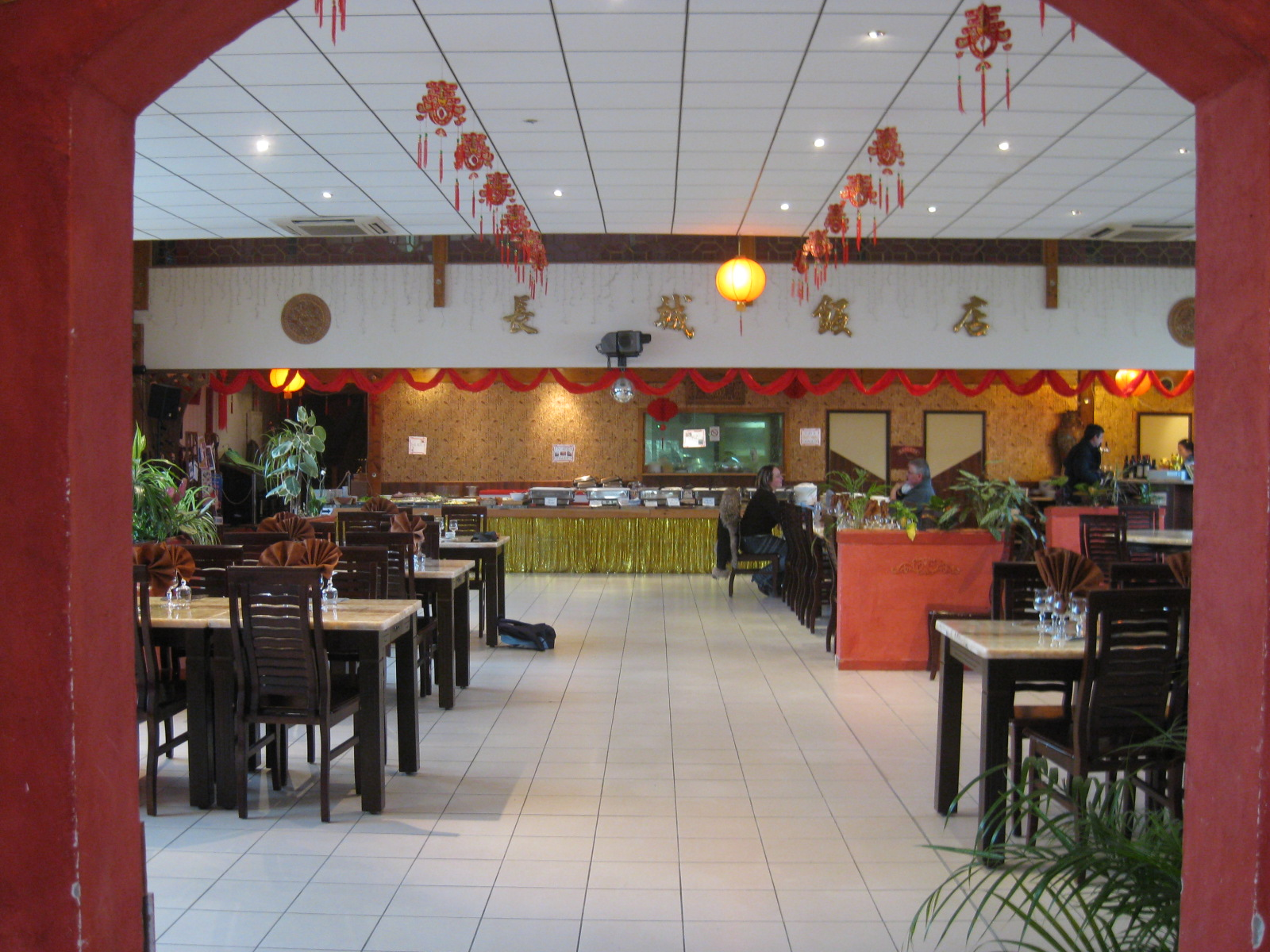 Chinese Food In France Helps With Homesickness