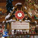 Christmas Wonderland in Michigan's Little Bavaria