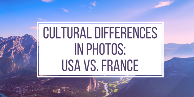 Cultural Differences between the USA and France in Photos