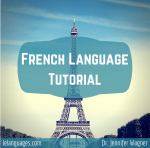 Buy French Language Tutorial - PDF plus over FIVE HOURS of mp3s!
