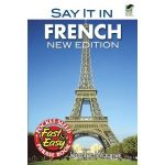 Say it in French Phrasebook and Swedish Listening Resources Now Available