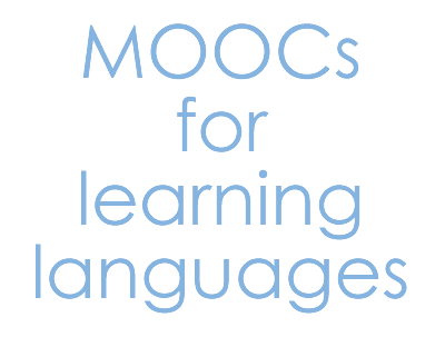 MOOCs for Learning Languages
