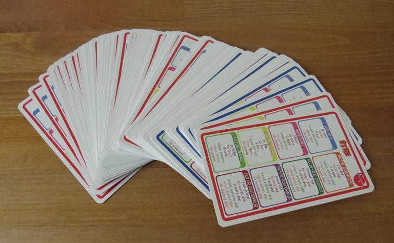 Bescherelle Conjugation Cards