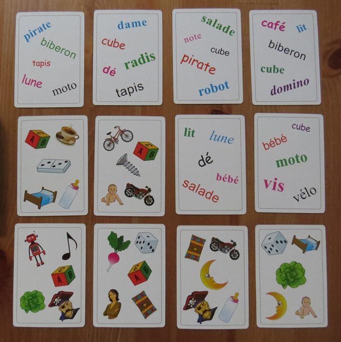Tam Tam cards
