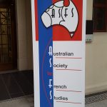 Australian Society for French Studies Conference 2014