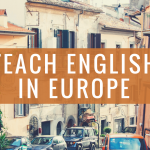 Official Programs to Teach English in Europe