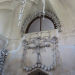 Bone Church: Sedlec Ossuary outside of Prague