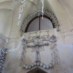 Bone Church: Sedlec Ossuary outside of Prague
