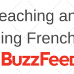 Teaching and learning French with Buzzfeed