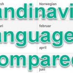 Scandinavian Languages Compared – Learn Swedish, Norwegian, and Danish Together
