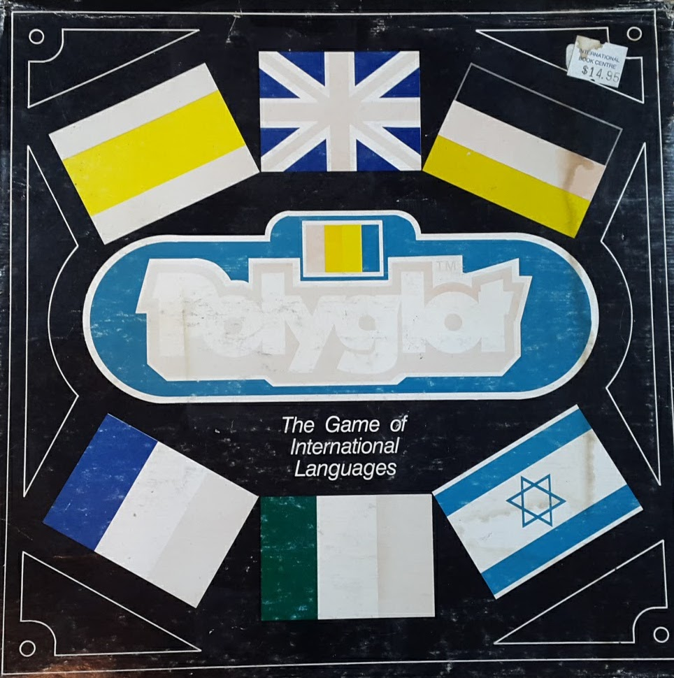 Polyglot Board Game