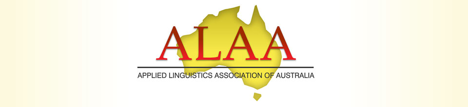 Applied Linguistics Associations of Australia